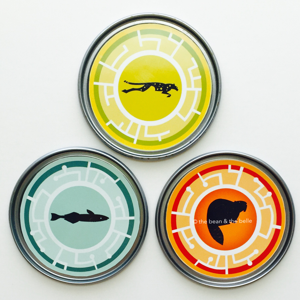 image relating to Wild Kratts Creature Power Discs Printable called Wild Kratts Creature Ability Discs The Bean The Belle
